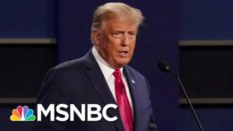 Will Most Voters Even Get Trump's Conspiracy Theory Attacks? | The 11th Hour | MSNBC 8