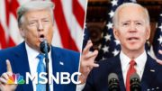 What To Expect From Biden, Trump In Final Week | Morning Joe | MSNBC 4