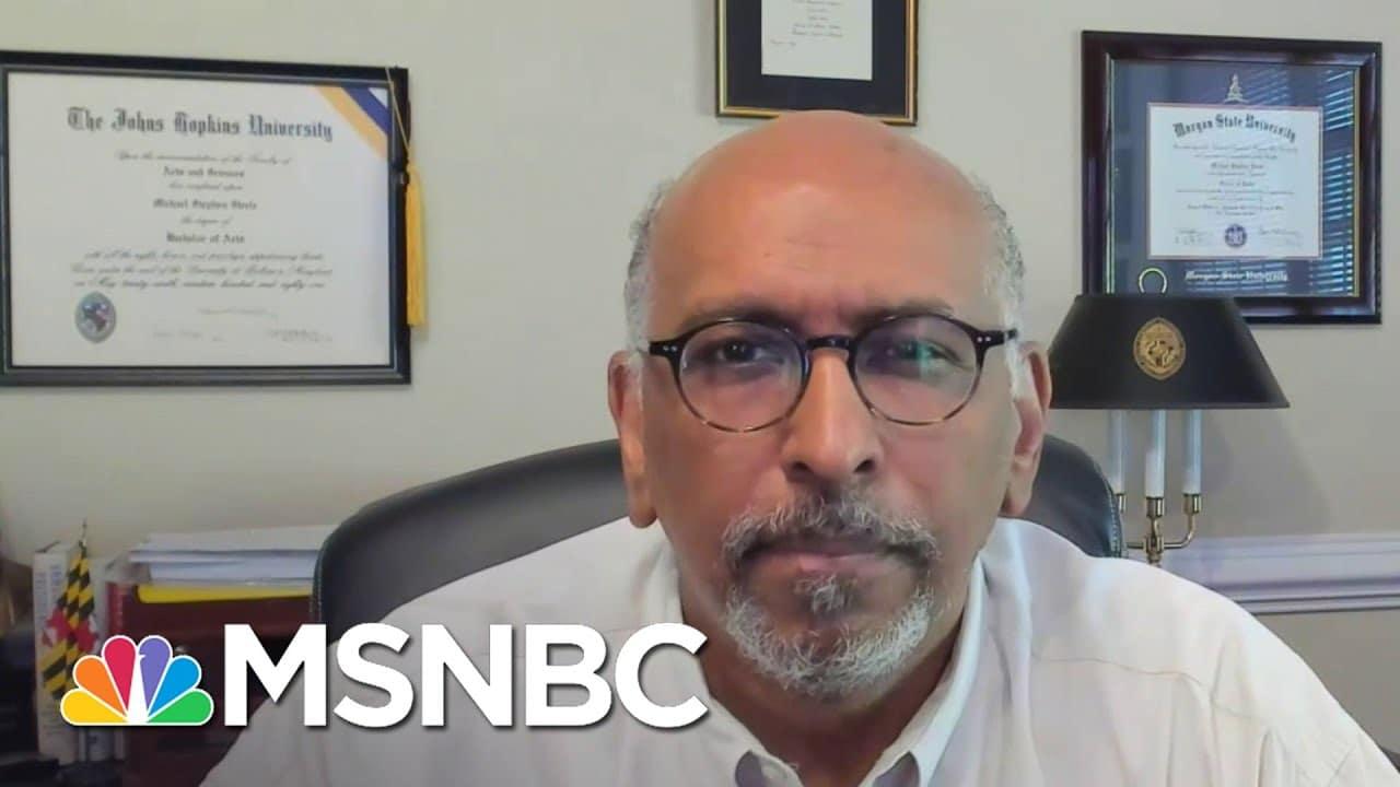 Steele: 'Donald Trump Is A Transactional Individual' | Craig Melvin | MSNBC 5
