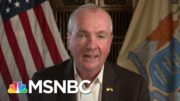 NJ Gov. Murphy In Quarantine: 'It's Still With Us, Do The Right Thing' | Katy Tur | MSNBC 3