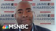 Jamie Harrison: 'This Is About Showing Who We Are, And Not Just Talking About It' | Katy Tur | MSNBC 5