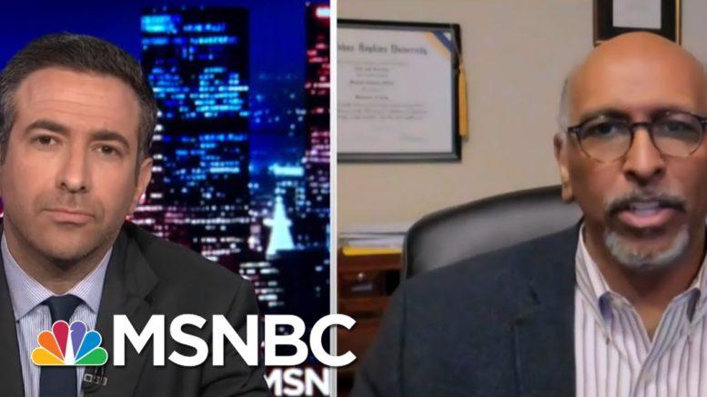 As Trump Loses Debate Online, GOP Veteran Backs Biden, Unveils Muppet On MSNBC   MSNBC 1