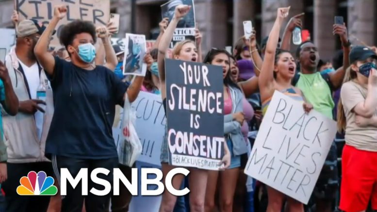 How Trump Loses In 2020: High Turnout And Reversing Voter Suppression | MSNBC 1
