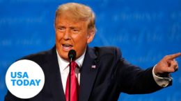 Final Presidential debate: Less interruptions, more substance between Trump and Biden | USA TODAY 4