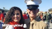 Marine crashes bridal shower and makes bride cry | Militarykind 4