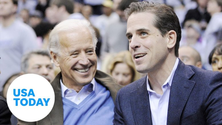 Joe Biden defends son Hunter at final presidential debate, amid Giuliani allegations | USA TODAY 1