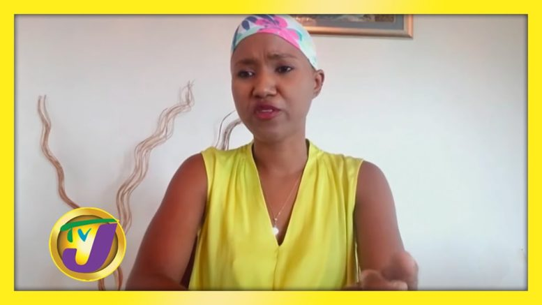 Breast Cancer Survivor Kaydia Livien McKoy - October 22 2020 1