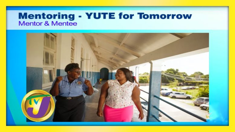 Mentoring - YUTE for Tomorrow - October 22 2020 1