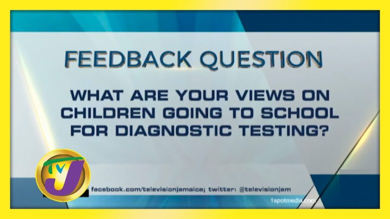TVJ News: Feedback Question - October 22 2020 1