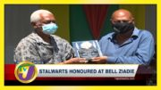 Stalwarts Honoured at Bell Ziadie - October 22 2020 2