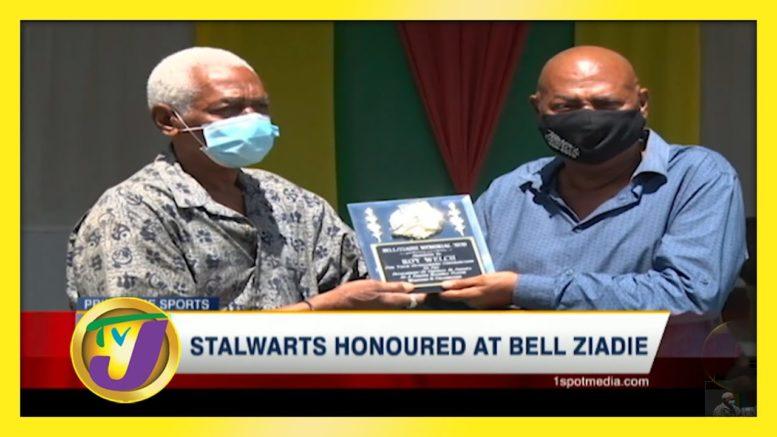 Stalwarts Honoured at Bell Ziadie - October 22 2020 1