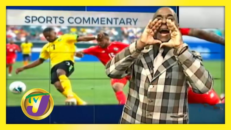 TVJ Sports Commentary - October 22 2020 1