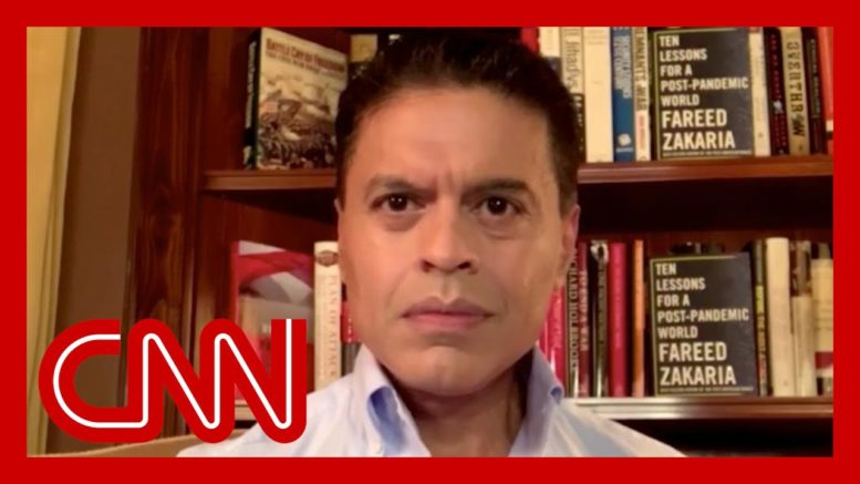 Fareed Zakaria: This is why Trump will lose the 2020 election 1