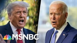 Trump Needs Women And Voters Of Color If He Wants To Beat Biden | The 11th Hour | MSNBC 3