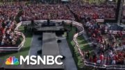 Some Sites Of Irresponsible Trump Rallies See Subsequent Covid Spike | Rachel Maddow | MSNBC 2