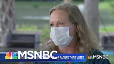 Suburban Women Voters Crucial in Presidential Election   MSNBC 6