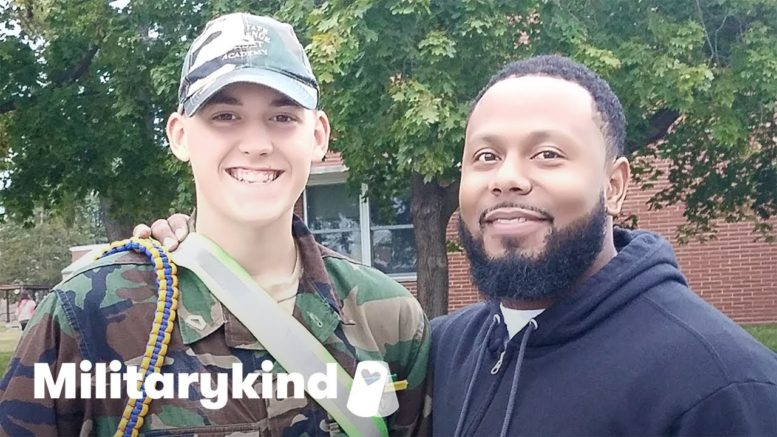 Sailor's journey to the Navy driven by mentor | Militarykind 1