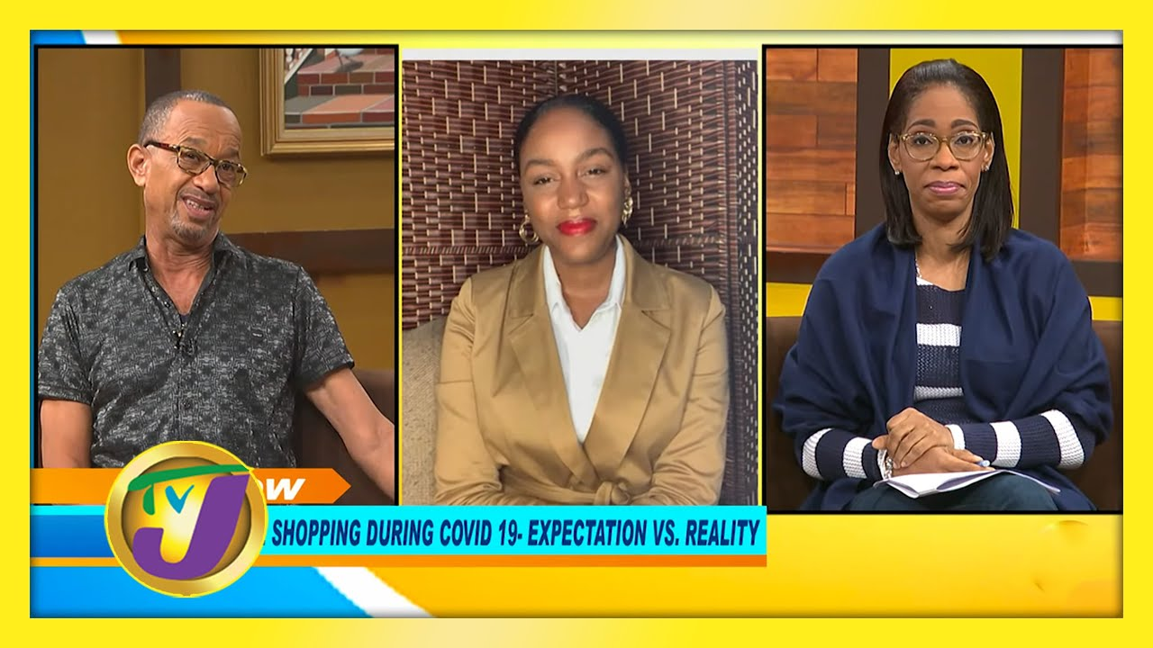 Online Shopping During Covid Expectation vs. Reality - October 23 2020 1