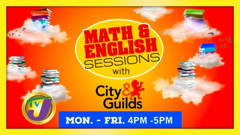 City & Guilds | Mathematics & English | Educating a Nation - October 23 2020 1