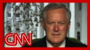 Mark Meadows: We're not going to control the pandemic 5