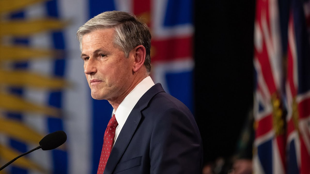 """""""It appears the NDP will win"""": B.C. Liberal Leader Andrew Wilkinson on election 2"""