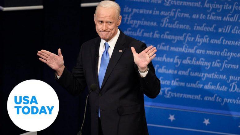 'SNL' mocks last debate, Giuliani 'Borat' mishap | USA TODAY 1