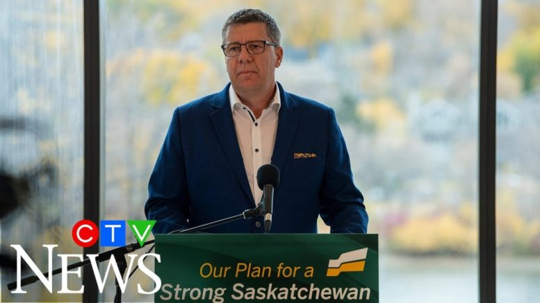 Here's what you need to know about the Saskatchewan election 1