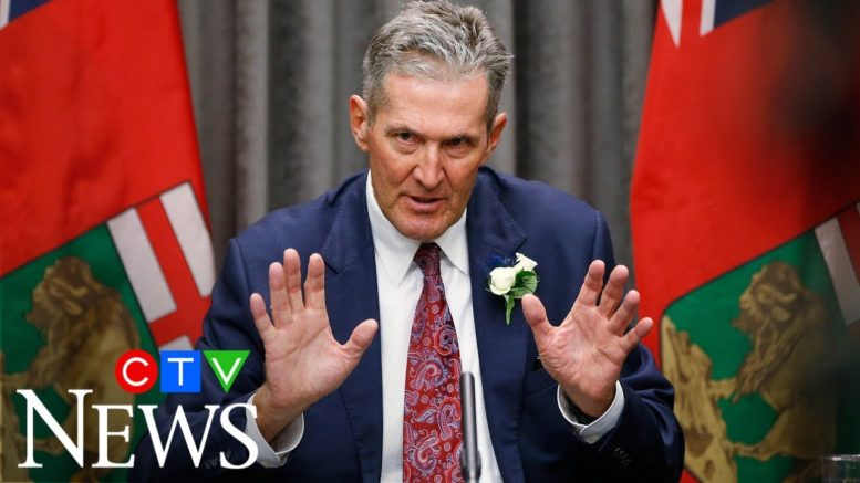 Pallister calls COVID-19 rule breakers selfish: 'Get with the program' 1