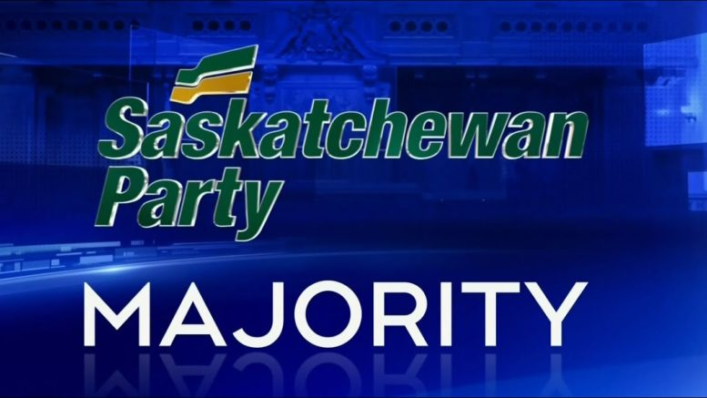 CTV News declares Saskatchewan Party majority 1