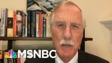 'The ACA Is Very Much In Play,' Says Senator On Barrett Nomination   Morning Joe   MSNBC 10