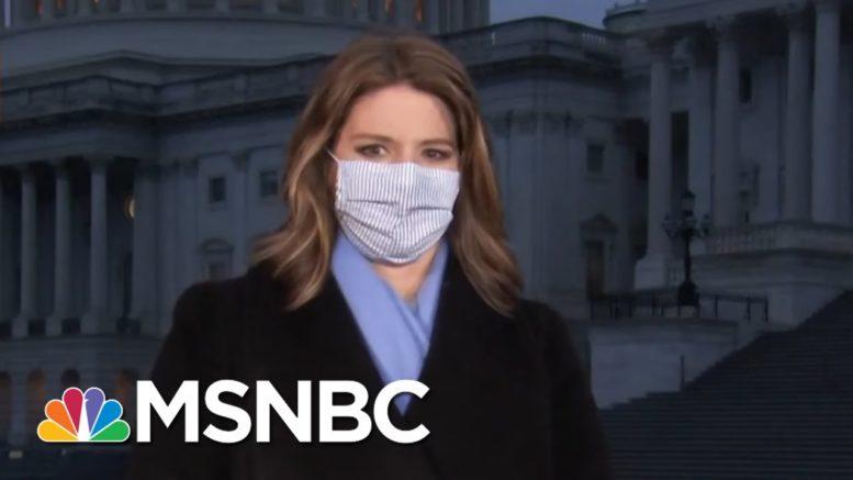 Senate Set To Confirm Trump's SCOTUS Pick | Morning Joe | MSNBC 1