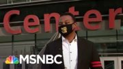NBA All-Star Caron Butler On The Importance Of Voting | Craig Melvin | MSNBC 4