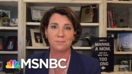 McGrath: Kentucky 'Desperately Needs' Change | Andrea Mitchell | MSNBC 4