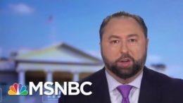 Jason Miller: 'Enthusiasm Gap' Between Trump And Biden Campaigns | MTP Daily | MSNBC 8