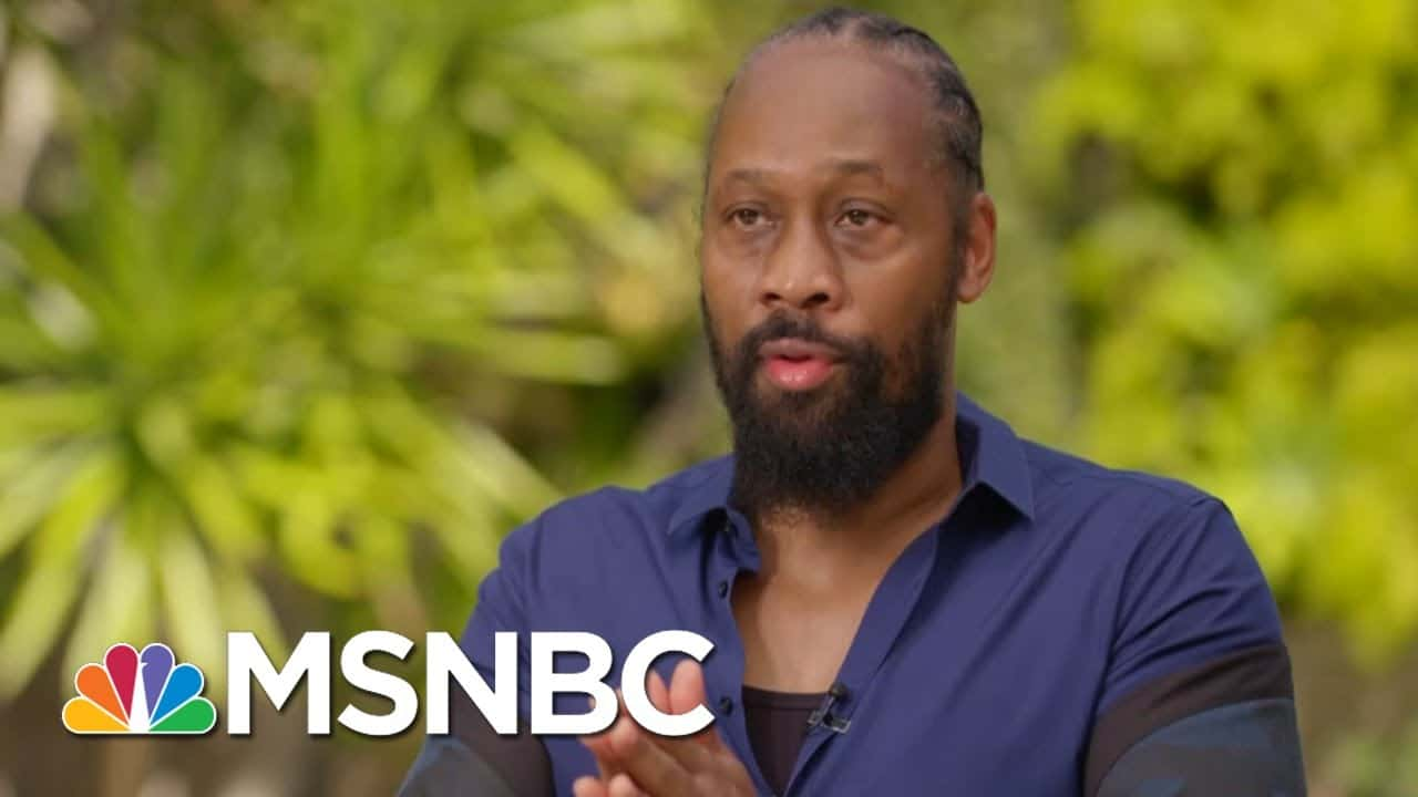 Wu-Tang's RZA On The Connection Between Kung Fu & Civil Rights   The Beat With Ari Melber   MSNBC 5
