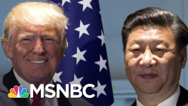 What Election Results Mean For US-China Relations, Trade Policies | Ayman Mohyeldin | MSNBC 1