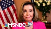 Pelosi On Confirmation Of Amy Coney Barrett: 'Very Sad Day For Our Country' | All In | MSNBC 4