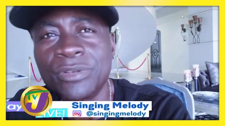 Singing Melody: TVJ Daytime Live Interview - October 23 2020 1