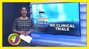 No Covid Vaccine Trials in Jamaica - October 1 2020 4