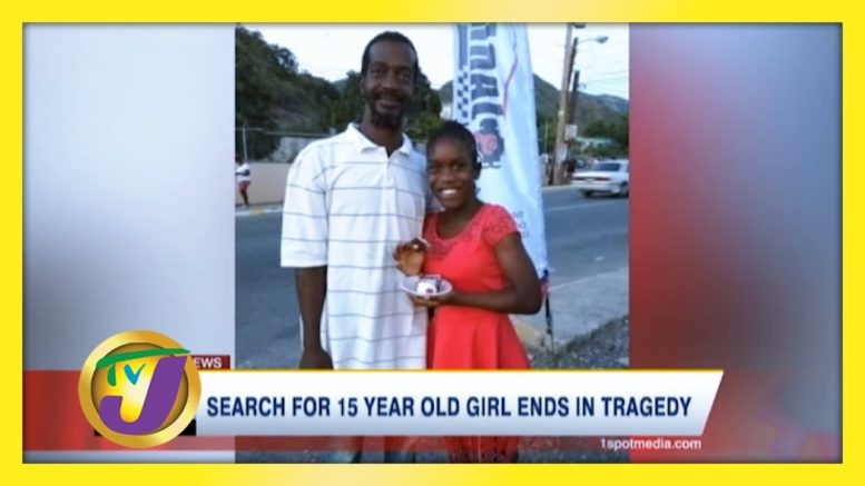 Search for 15 Year Old Girl Ends in Tragedy - October 24 2020 1