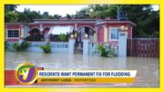 Residents want Permanent Fix for Flooding - October 24 2020 3