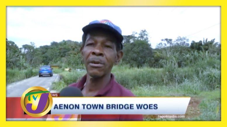 Aenon Town Bridge Woes - October 25 2020 1