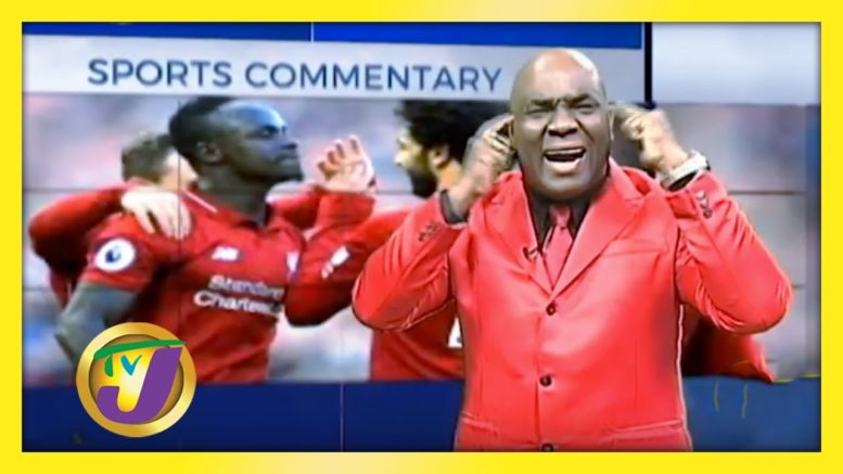 TVJ Sports Commentary - October 1 2020 1