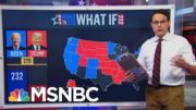 Steve Kornacki Looks At The Road To 270 For Biden And Trump | Morning Joe | MSNBC 4