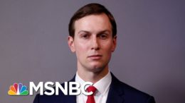 Jared Kushner Faces Backlash Over Comments Considered Racist | Morning Joe | MSNBC 8