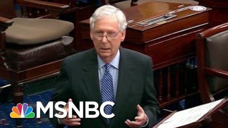 Joe On SCOTUS: What's True For GOP Is True For Democrats | Morning Joe | MSNBC 1
