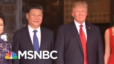 The State Of U.S.-China Relations Under Trump | Morning Joe | MSNBC 6
