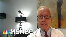 Infectious Disease Specialist: Going To Be A 'Grim' Winter | MTP Daily | MSNBC 6