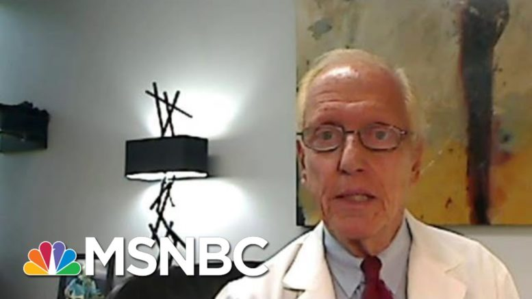 Infectious Disease Specialist: Going To Be A 'Grim' Winter | MTP Daily | MSNBC 1