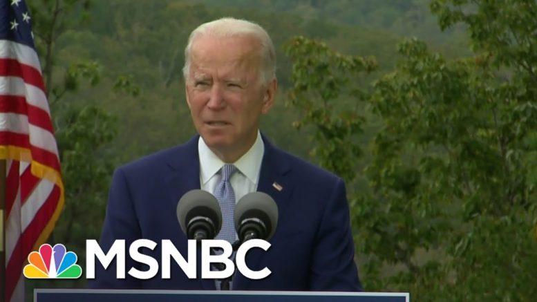 Biden Assures He Will 'Govern As An American President' | MSNBC 1